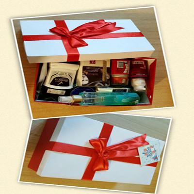ارسال پک هدیه داروسل برای برندگان مسابقه یلدا