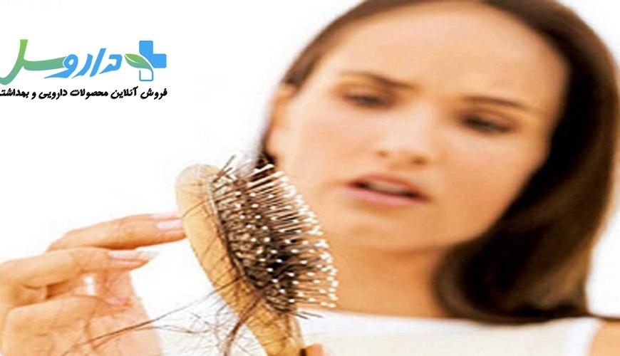 بررسی علت ریزش مو در زنان!