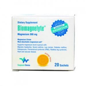 Biomagnelyte
