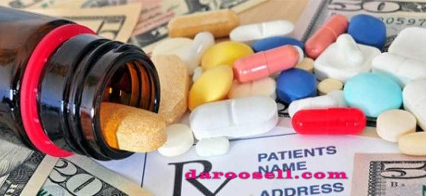 حمله دلار به دارو