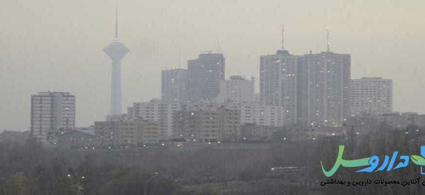 تهران چهاردهمین شهر آلوده جهان!